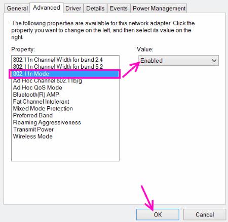 Sửa lỗi PC Windows 10 không phát hiện ra mạng WiFi 5GHz - Ảnh minh hoạ 2