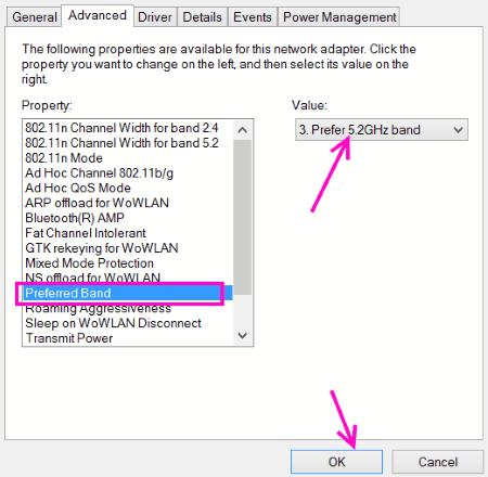 Sửa lỗi PC Windows 10 không phát hiện ra mạng WiFi 5GHz - Ảnh minh hoạ 3