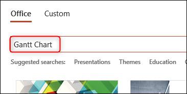 Cách vẽ biểu đồ Gantt trong PowerPoint - Ảnh minh hoạ 2