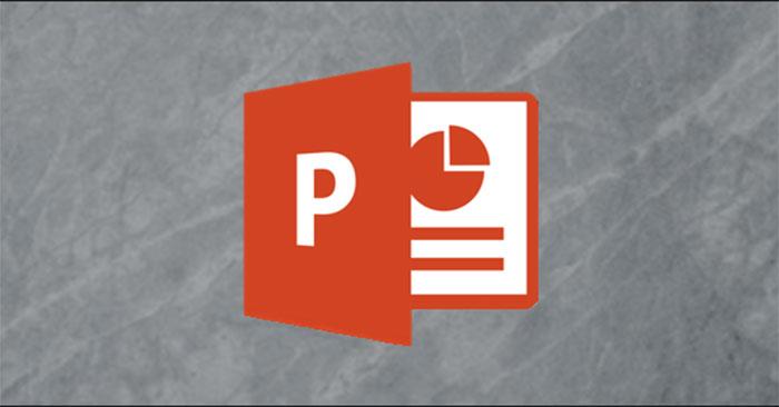 Cách xoay văn bản trong PowerPoint
