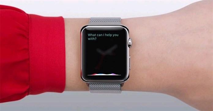 Cách chặn Siri tự động bật lên trên Apple Watch