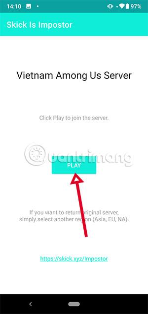 among us server VN