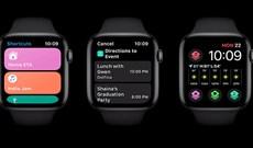 Cách sử dụng shortcut trên Apple Watch