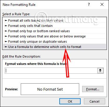 Cách đổi màu ô Excel theo điều kiện - Ảnh minh hoạ 3