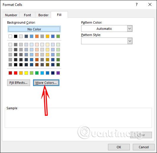 Cách đổi màu ô Excel theo điều kiện - Ảnh minh hoạ 4