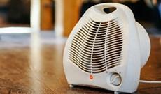 6 vị trí tuyệt đối không được để máy sưởi trong nhà