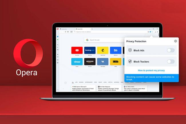 Opera là một trong những trình duyệt lâu đời nhất trên thị trường