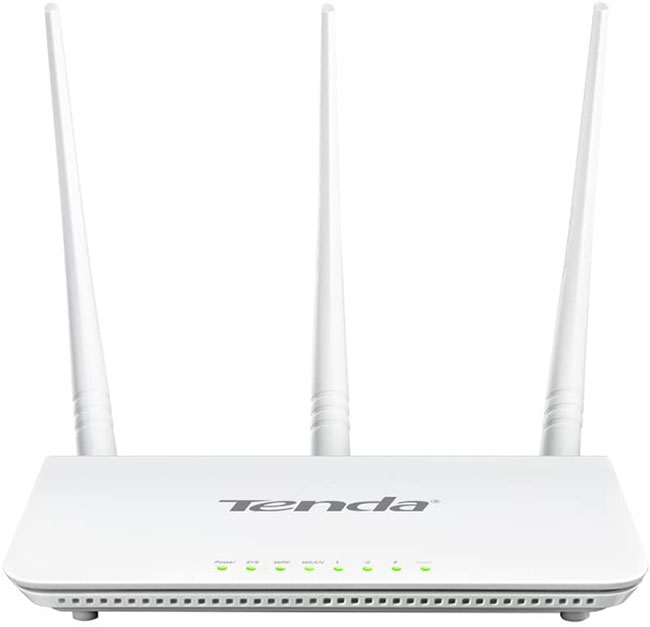 Router Tenda F303 Wireless N300 Easy Setup
