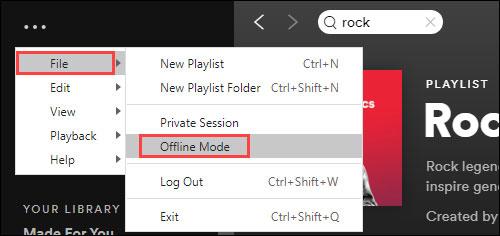 Offline Mode