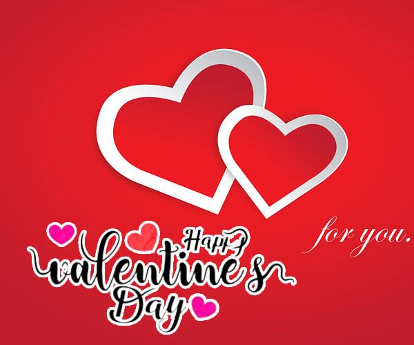 Chúc anh ngày valentine hạnh phúc
