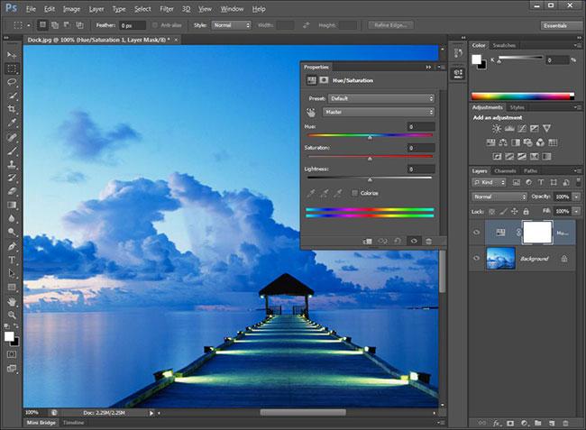 Adobe Photoshop Update 7.0.1 Được sử dụng để khắc phục một loạt sự cố được xác định sau khi phát hành Adobe Photoshop 7.0.
