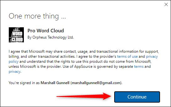 Cách tạo hiệu ứng chữ nghệ thuật 'Word Cloud' trong Microsoft PowerPoint - Ảnh minh hoạ 2