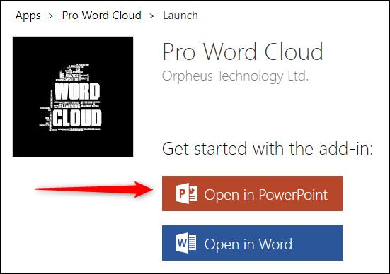 Cách tạo hiệu ứng chữ nghệ thuật 'Word Cloud' trong Microsoft PowerPoint - Ảnh minh hoạ 3