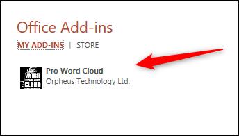 Cách tạo hiệu ứng chữ nghệ thuật 'Word Cloud' trong Microsoft PowerPoint - Ảnh minh hoạ 7