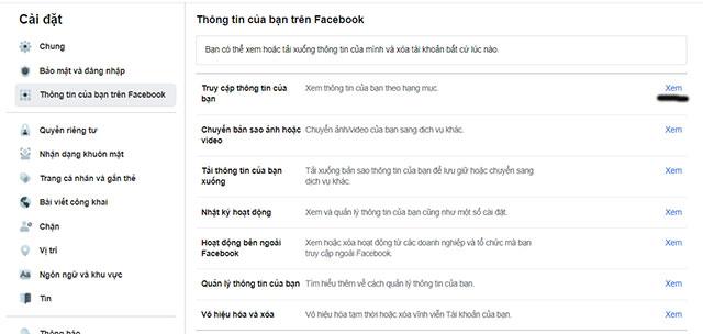 Cách kiểm tra xem Facebook đang nắm giữ những dữ liệu gì về bạn - Ảnh minh hoạ 4
