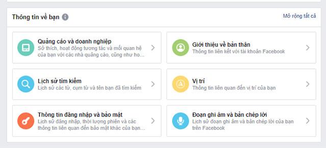 Cách kiểm tra xem Facebook đang nắm giữ những dữ liệu gì về bạn - Ảnh minh hoạ 6