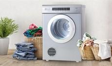 Những loại vải nào không nên cho vào máy sấy quần áo?