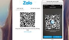 Cách quét mã QR trên Zalo để khai báo y tế