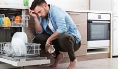 5 lý do khiến máy rửa bát rửa không sạch và cách khắc phục