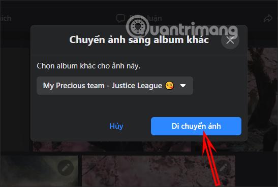 Cách chuyển ảnh Facebook từ album này sang album khác - Ảnh minh hoạ 4
