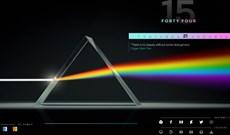 Mời tải về bộ theme Bending Light huyền ảo cho Windows 10
