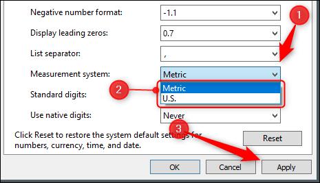 Cách thay đổi đơn vị đo lường trong Microsoft PowerPoint - Ảnh minh hoạ 4
