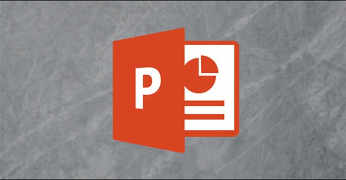 Cách thay đổi đơn vị đo lường trong Microsoft PowerPoint