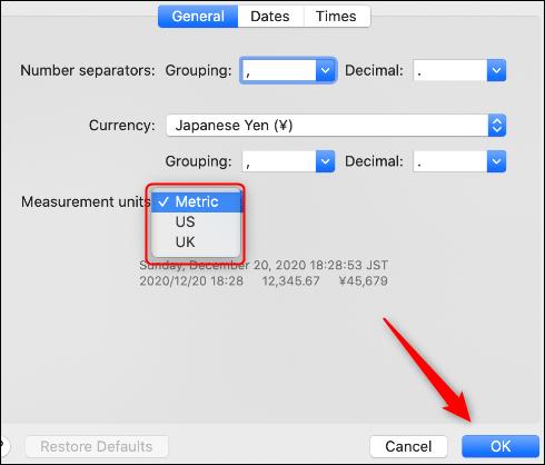 Cách thay đổi đơn vị đo lường trong Microsoft PowerPoint - Ảnh minh hoạ 8