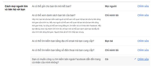 Cách ẩn tài khoản Facebook của bạn khỏi các công cụ tìm kiếm trên internet - Ảnh minh hoạ 4