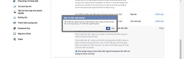 Cách ẩn tài khoản Facebook của bạn khỏi các công cụ tìm kiếm trên internet - Ảnh minh hoạ 6