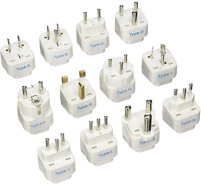 Ceptics GP-12PK Plug Set