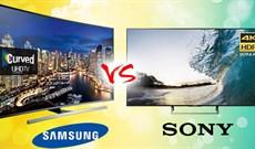 So sánh tivi Samsung và Sony, nên mua tivi của hãng nào tốt hơn?