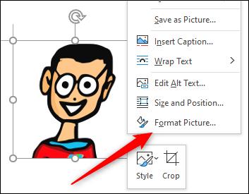 Cách lật, phản chiếu ảnh đối xứng trong Microsoft Word - Ảnh minh hoạ 2