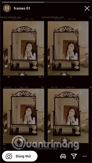 Cách quay video Instagram hiệu ứng nhiều khung hình - Ảnh minh hoạ 5