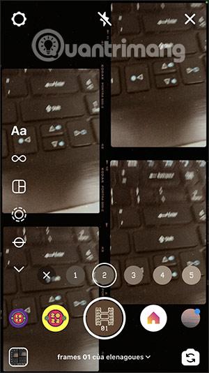 Cách quay video Instagram hiệu ứng nhiều khung hình - Ảnh minh hoạ 7