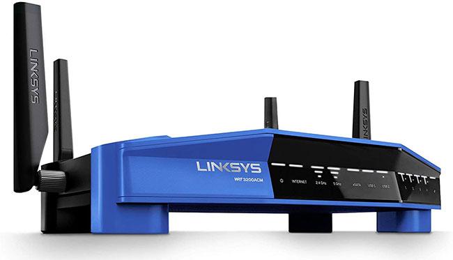 Router WiFi Gigabit Tri-Stream Linksys WRT3200ACM