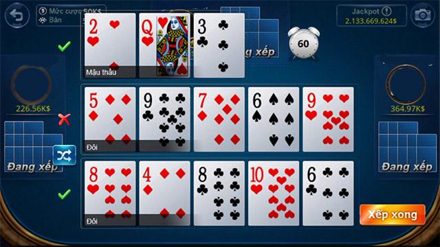 Cách chơi Mậu binh, chơi Binh Xập Xám - QuanTriMang.com