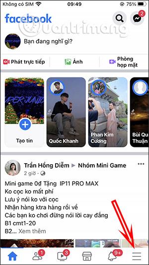 Cách tặng sao cho game thủ trên Facebook Gaming