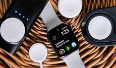 Phải làm gì nếu Apple Watch không thể sạc pin bình thường