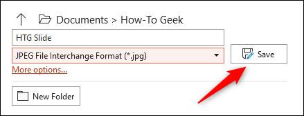 Cách lưu slide Microsoft PowerPoint dưới dạng hình ảnh - Ảnh minh hoạ 7