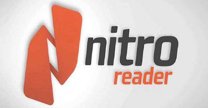 Nitro PDF Reader 13.33.2.645: Trình xem PDF mạnh mẽ với các công cụ chú thích