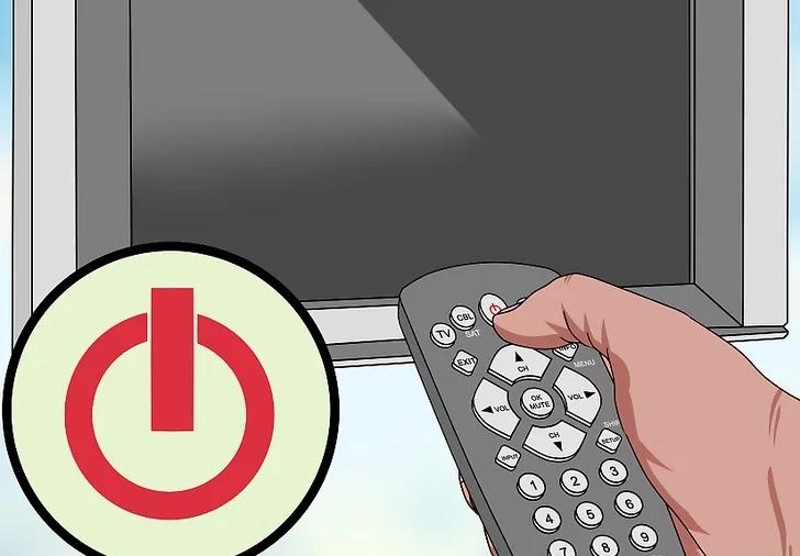 Tắt TV