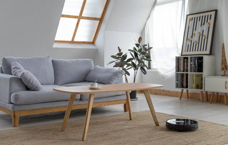 Robot hút bụi dành cho nhà chung cư cao tầng và biệt thự