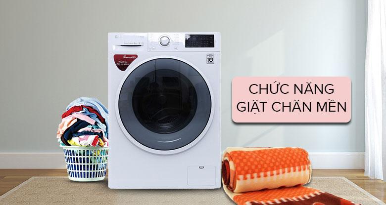 Chăn bông nhẹ có thể giặt được ở máy giặt trên 7kg