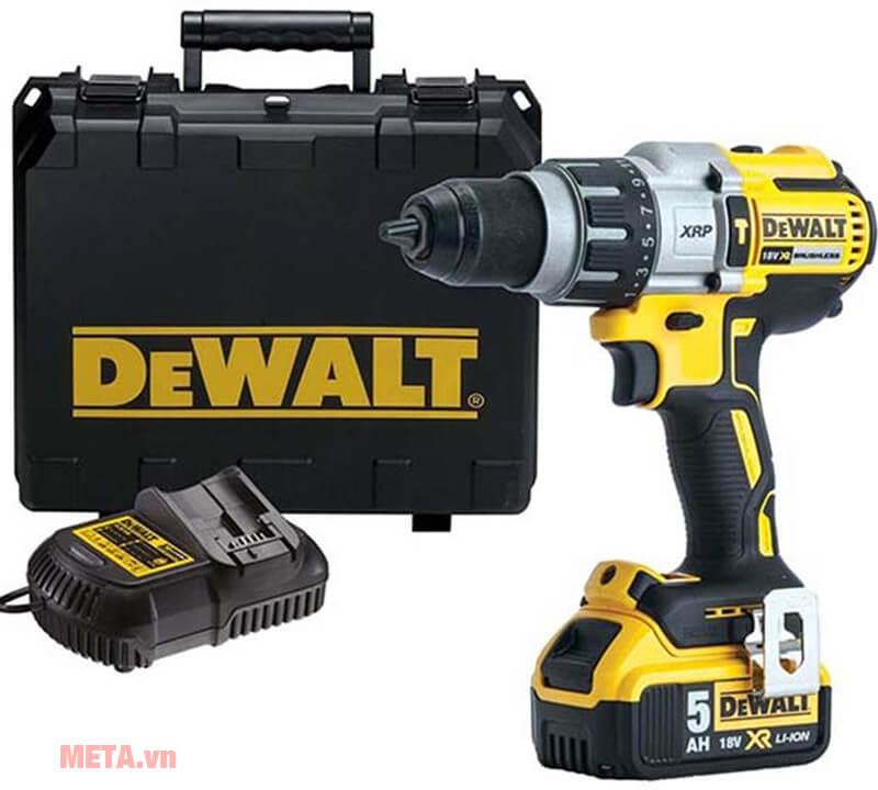 Máy khoan pin động lực Dewalt DCD996P2