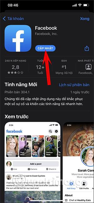 Cách bật nút Like đỏ trên Facebook đón Tết Tân Sửu