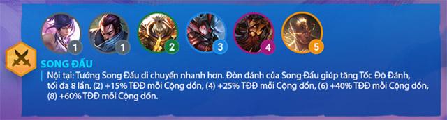 song dau dtcl 4.5