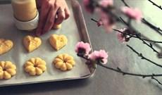 Cách làm bánh quy bơ mềm, thơm và béo ngậy bằng nồi chiên không dầu