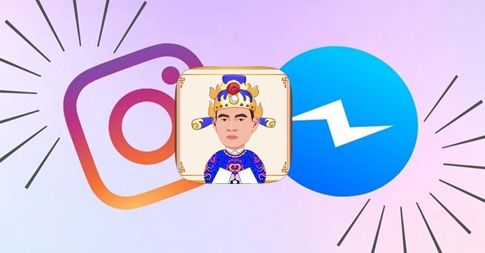 Cách tải hiệu ứng Táo quân báo cáo 2020 trên Facebook, Instagram