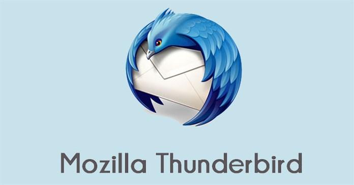 Mozilla Thunderbird 68.6.0